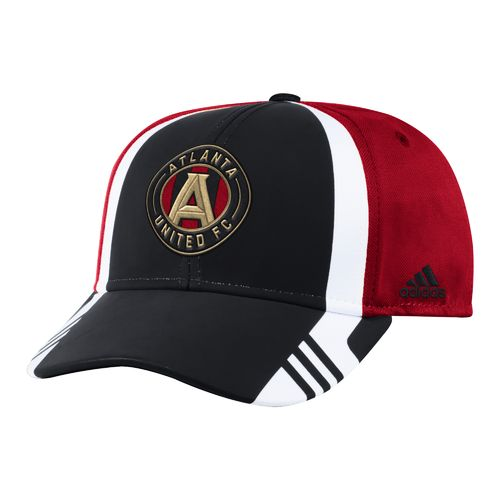 adidas Men's Atlanta United FC Structured Adjustable Cap