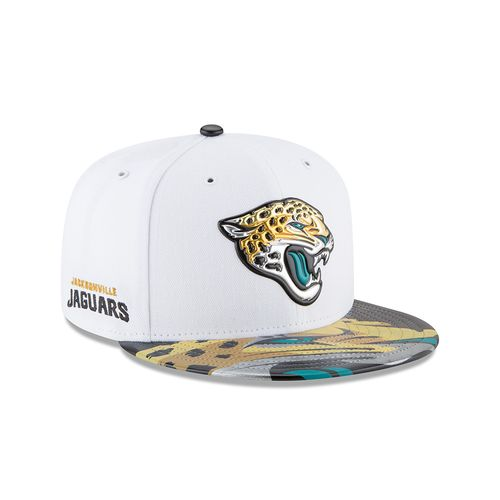 New Era Men's Jacksonville Jaguars 59FIFTY NFL17 Official On Stage Cap - view number 4