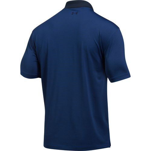 Under armour men 39 s release golf polo shirt academy for Academy under armour shirts
