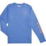 Columbia Sportswear Men's Terminal Tackle Heather Long Sleeve Shirt - view number 4