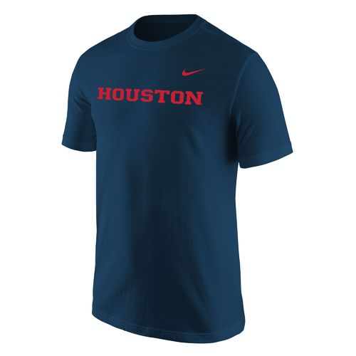 Nike™ Men's University of Houston Logo T-shirt