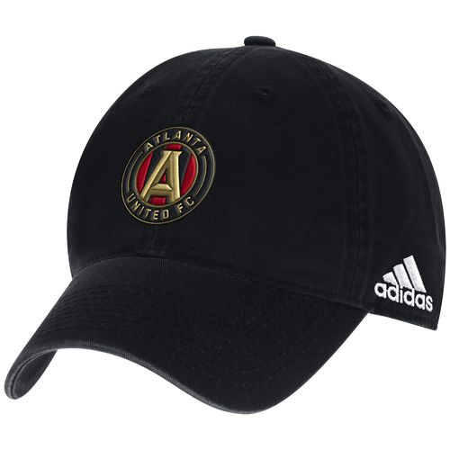 adidas Men's Atlanta United FC Authentic Cotton Slouch Cap - view number 1
