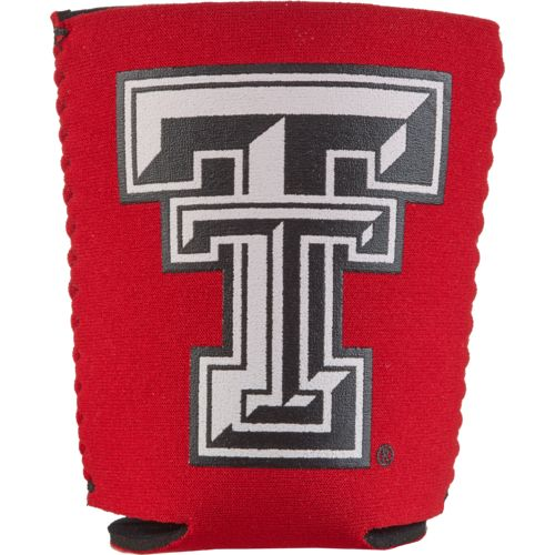 Kolder Kaddy Texas Tech University 2017 Football Schedule 12 oz Can Insulator - view number 1