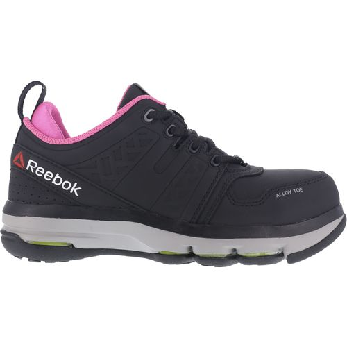 Reebok Women's Electric Hazard Alloy Toe DMX Flex Work Shoes