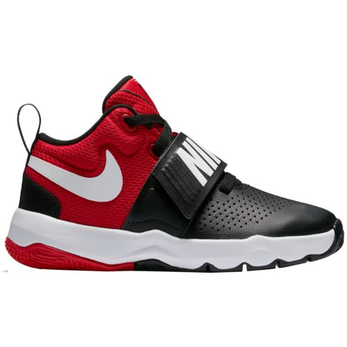 Display product reviews for Nike Boys\u0027 Team Hustle Basketball Shoes