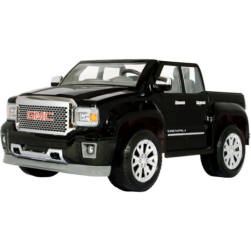 RollPlay 12V Kids' GMC Sierra Denali Truck Ride-On