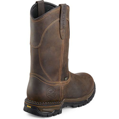 Irish Setter Men's 11 in Two Harbors Work Boots - view number 3