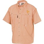Drake Waterfowl Men's University of Tennessee Gameday Wingshooter's Short Sleeve Button-Down - view number 1