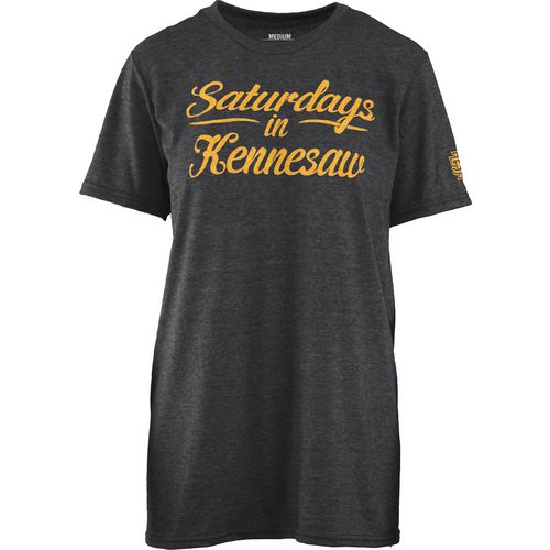 Three Squared Juniors' Kennesaw State University Saturday T-shirt