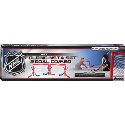 Franklin NHL Mini Folding 2-Goal Combo Set - view number 7