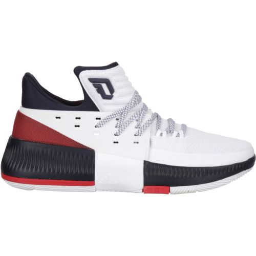 adidas Men's Dame 3 Rip City Basketball Shoes
