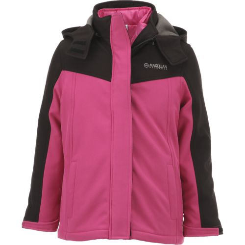 Magellan Outdoors Girls' 2-Piece Systems Ski Jacket