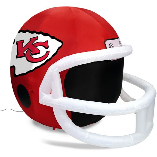 Sporticulture Kansas City Chiefs Team Inflatable Helmet