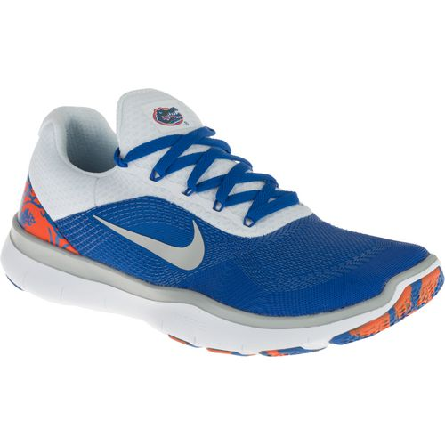 Nike Men's University of Florida Free Trainer V7 Week Zero Training Shoes - view number 2