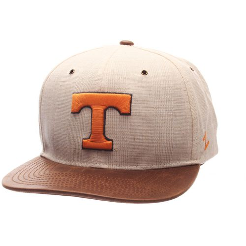 Zephyr Men's University of Tennessee Havana Flat 2-Tone Cap