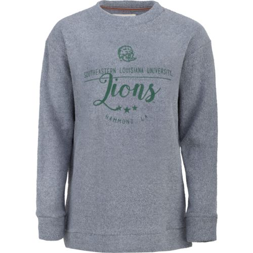 Three Squared Juniors' Southeastern Louisiana University Finley Comfy Terry Pullover