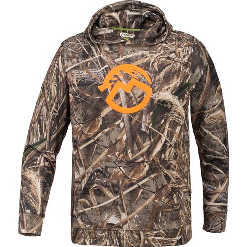 Magellan Outdoors Men's Hunt Gear Camo Pullover Hoodie | Academy