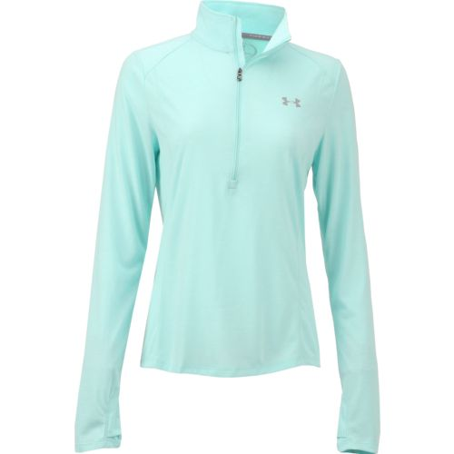 Under Armour Women's Threadborne Siro 1/2 Zip Twist Training Top