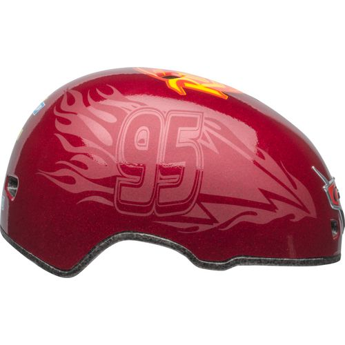 Cars Kids' Chrome Ghostflame Multisport Helmet - view number 2