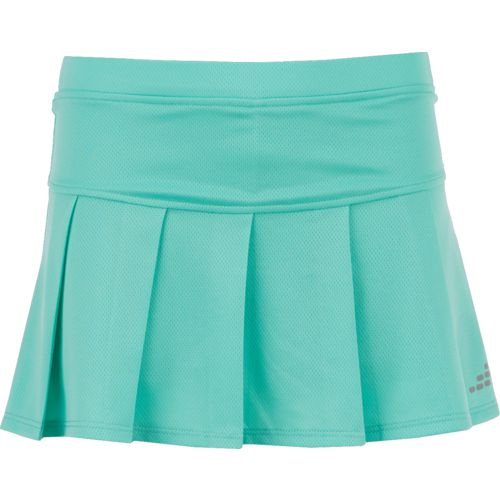 BCG Girls' Basic Moisture Wicking Pleated Tennis Skort
