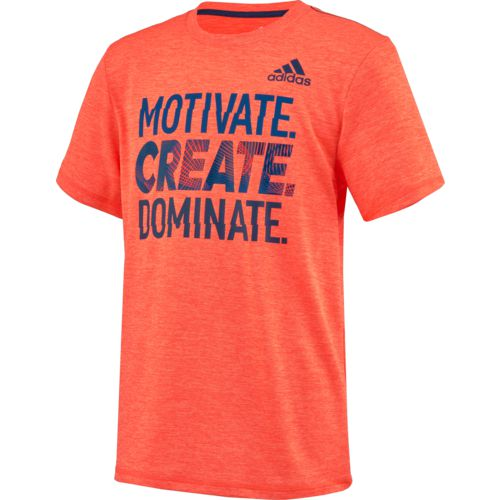 adidas Toddler climalite Motivate Create Dominate T-shirt - view number 3