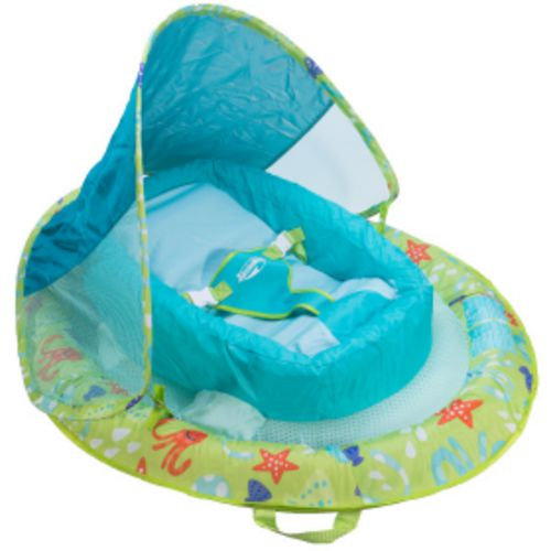 SwimWays Infants' Baby Spring Float with Sun Canopy - view number 1