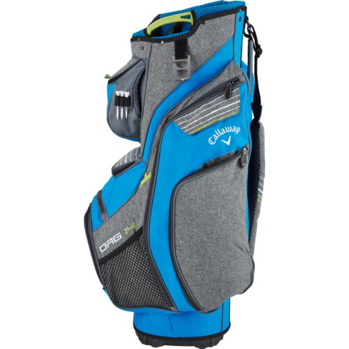 Display product reviews for Callaway Org 14 '18 Golf Cart Bag
