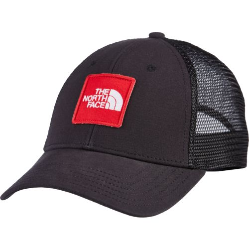 The North Face Adults' Mountain Lifestyle Patches Trucker Hat - view number 2