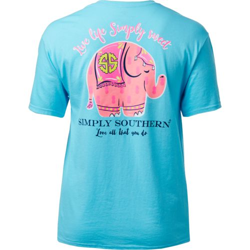 Simply Southern Women's Elephant T-shirt - view number 2