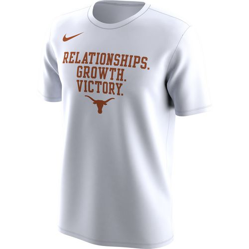 Nike Men's University of Texas March Madness Bench Short Sleeve T-shirt