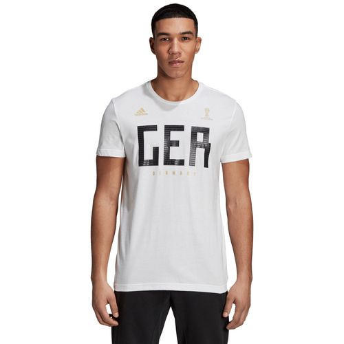 adidas Men's Germany T-shirt - view number 3