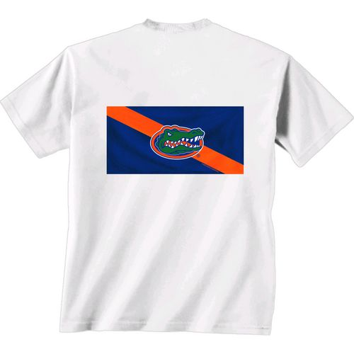 New World Graphics Men's University of Florida Diver Down T-shirt