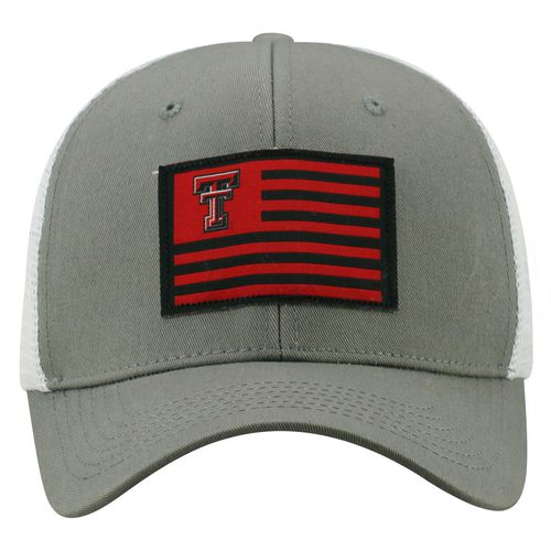 Top of the World Men's Texas Tech University Brave Adjustable Cap