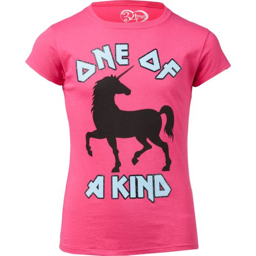 Extreme Concepts Girls' One of a Kind T-shirt