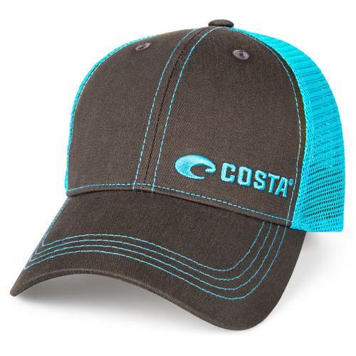 Costa Del Mar Men's Neon Trucker Cap