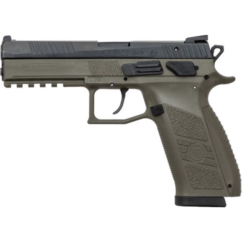 CZ P-09 Duty 9mm Semiautomatic Pistol