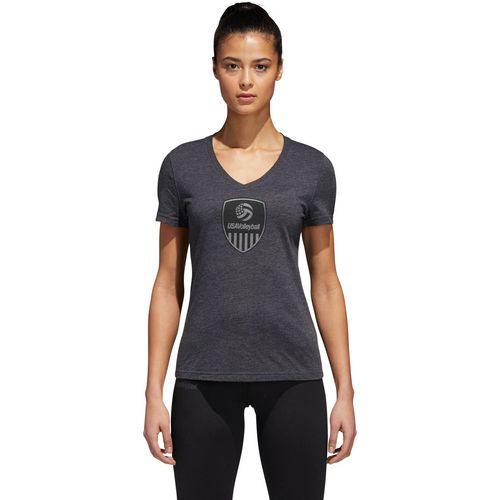 adidas Women's USA Volleyball Graphic T-shirt - view number 1