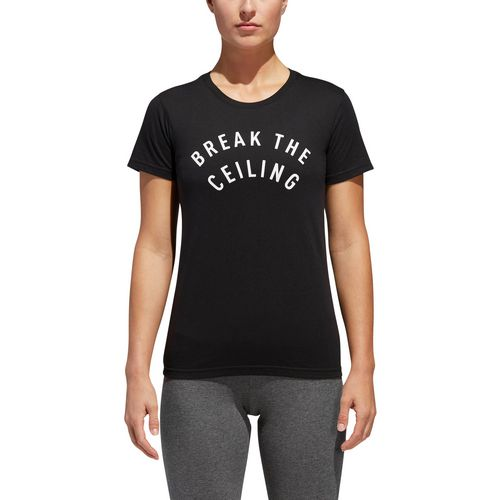 adidas Women's Breaking Ceilings T-shirt - view number 2
