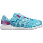 Under Armour Toddler Girls' Surge TD Running Shoes - view number 3