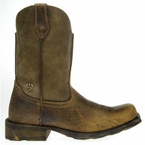 Display product reviews for Ariat Men's Rambler Cowboy Boots
