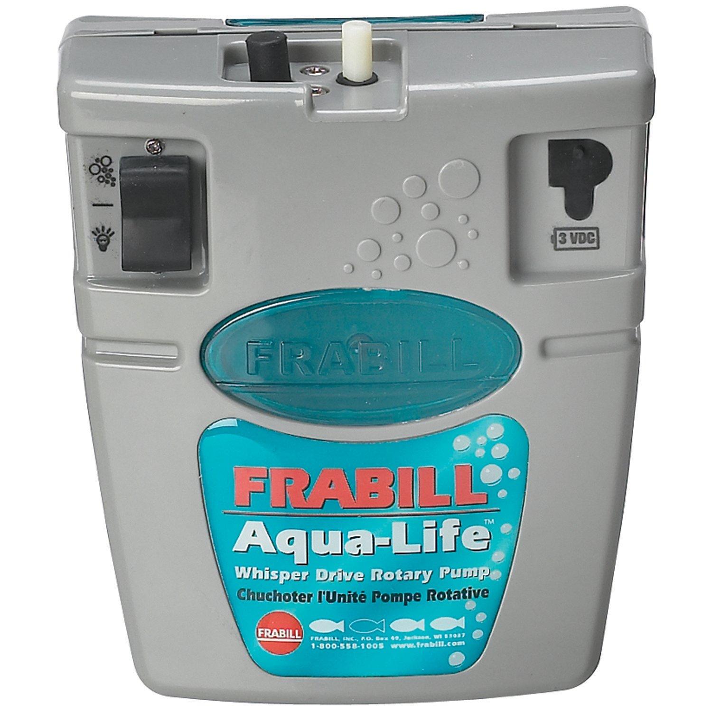 Frabill Aqua-Life 6-Gallon Portable Aerator