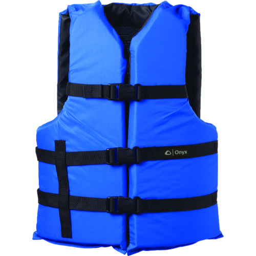 Onyx Outdoor Adults' Universal General Boating Vest - view number 1