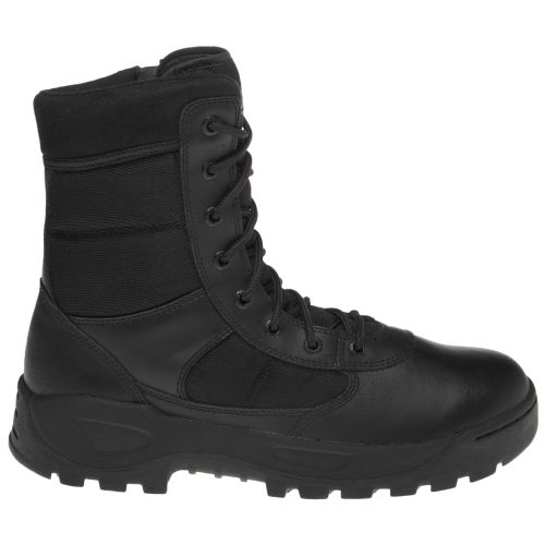 Brazos Men s Task Force 8  Side Zip Service Boots