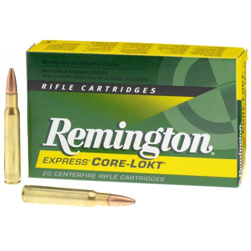 Remington Core-Lokt® .30-06 Springfield 180-Grain Centerfire Rifle Ammunition