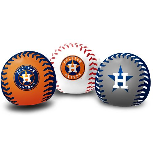K2 Licensed Products Triple Play Softee Baseballs 3-Pack - view number 1