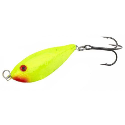 Wahoo! 3/4 oz. Jig N' Shad Jigging Spoon