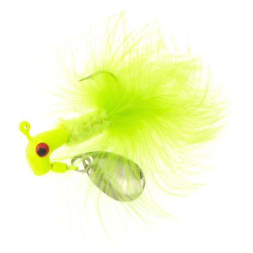 Blakemore Original Road Runner® 1/8 oz. Marabou Jigs 2-Pack - view number 1