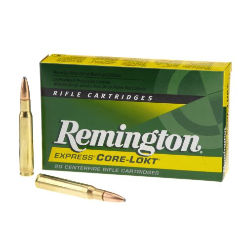 Remington Core-Lokt .30-06 Springfield 150-Grain Centerfire Rifle Ammunition