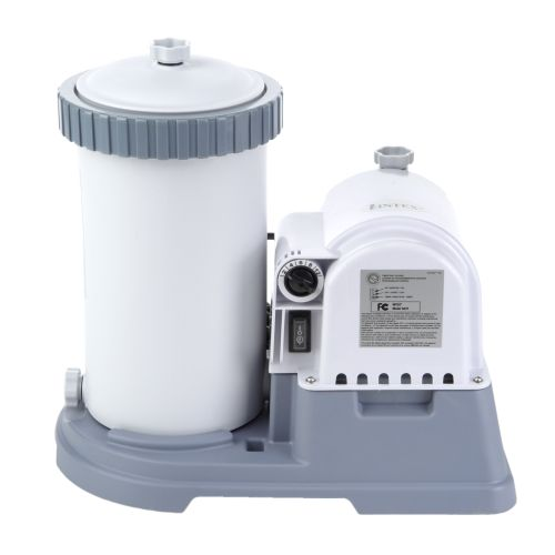 Image for INTEX® 2,500 Gallon Filter Pump from Academy