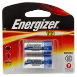 Energizer® 123 3V Lithium Batteries 2-Pack